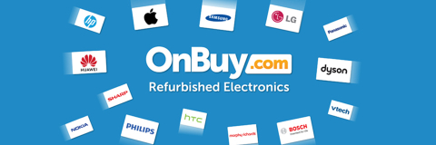 OnBuy Announces New Focus On Refurbished Electronics