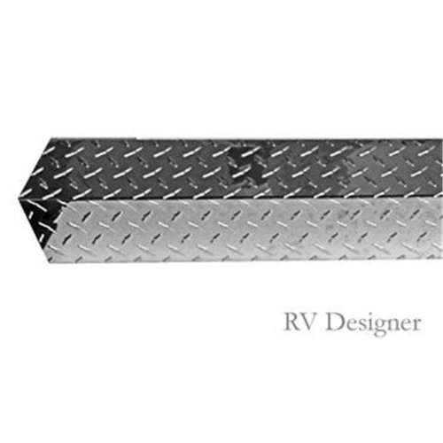 E485 96 in. Stainless Steel Bumper Cover