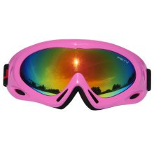 Sports Safety Sunglasses Antifog Eyewear Cycling Driving Skiing Goggles PINK