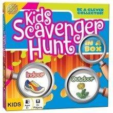 Kids' Scavenger Hunt in a Box