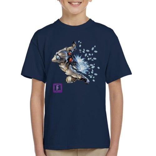 Fortnite Jetpack V Bucks Kid's T-Shirt