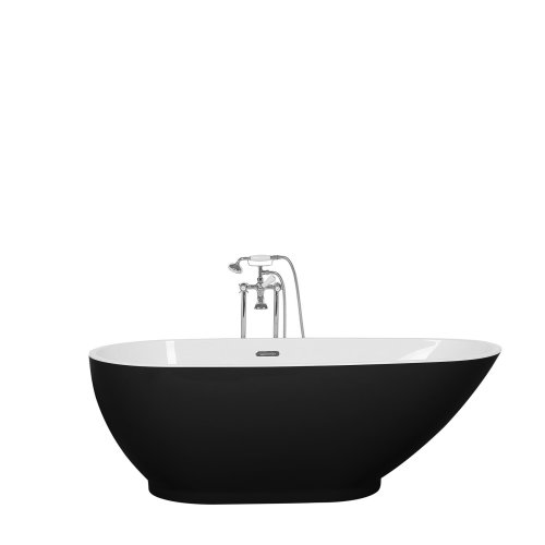 Freestanding Bath Black GUIANA