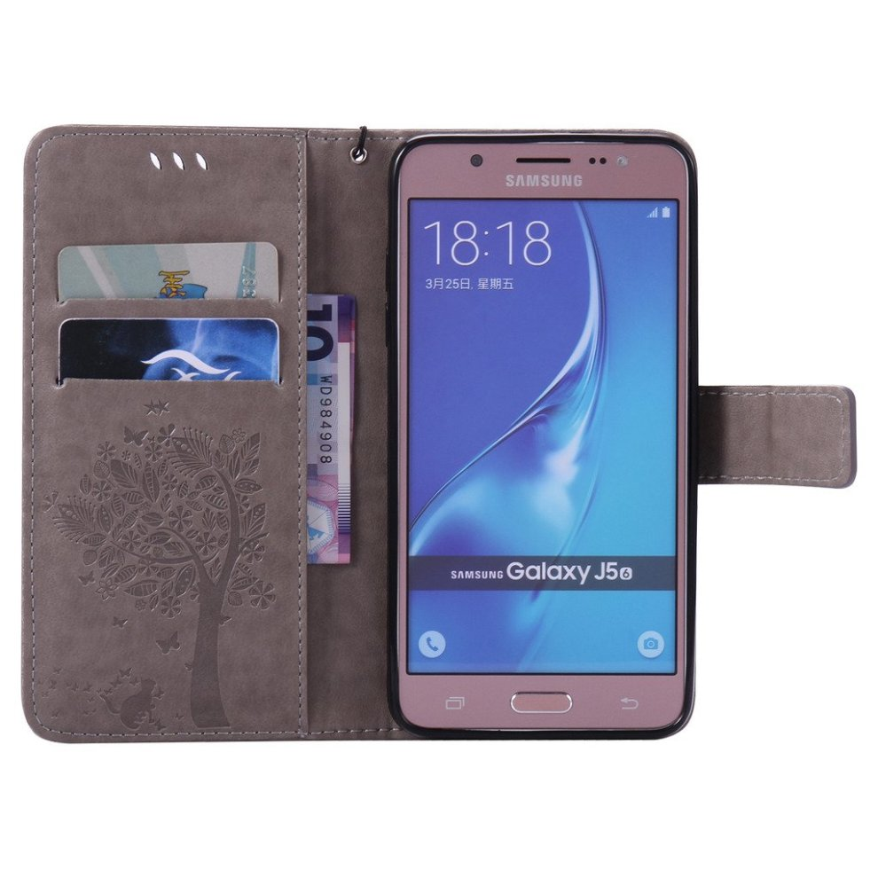 ... Galaxy J5(2016)/ J510 Case [With Free Tempered Glass Screen Protector] ...