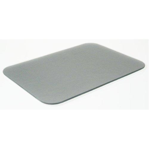 Tuftop Medium Textured Worktop Saver, Silver 40 x 30cm