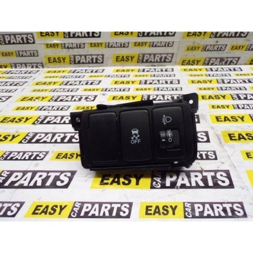 HONDA INSIGHT TRACTION AND HEADLIGHT CONTROL SWITCH 77303-TM8-0