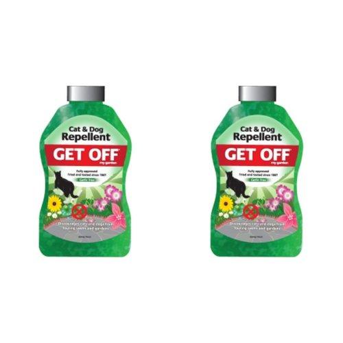 Blumen Get Off My Garden Cat And Dog Repellent Crystals