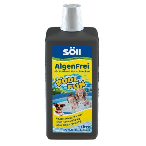 Söll 31130 Algenfrei - For pool and paddling pool - 1 L