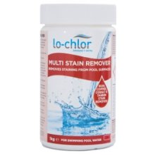 Lo-Chlor Swimming Pool Stain Remover For Pool Water Treatment
