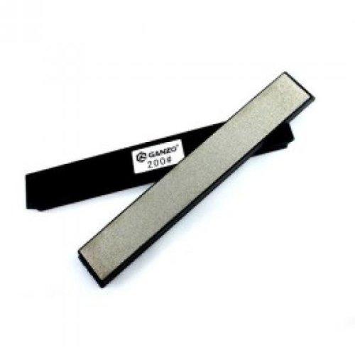 Ganzo Diamond Sharpening Stone - 200 Grit