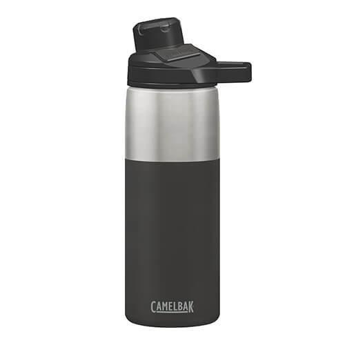 Camelbak 1515001060 Chute Mag Vacuum Insulated Bottle 20 Oz, Jet, 20oz