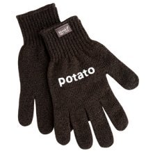Potato Scrubbing Cleaning Gloves - Skruba Eddingtons -  gloves potato skruba eddingtons
