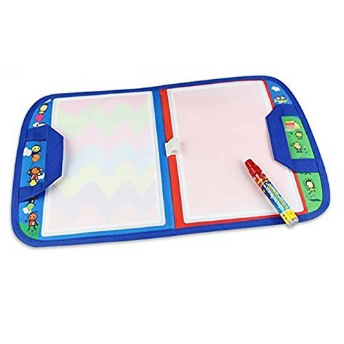 Rangebow Take me anywhere SM 46 x 30cm Aqua Water Drawing Mat and Doodle Magic Pen
