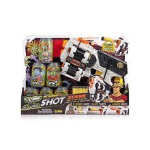 1 X X-Shot Zombie Excess Blaster by Zuru