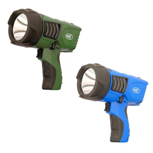 Clulite Clu-briter - 500 Lumen 600m Beam Rechargeable Spot Light