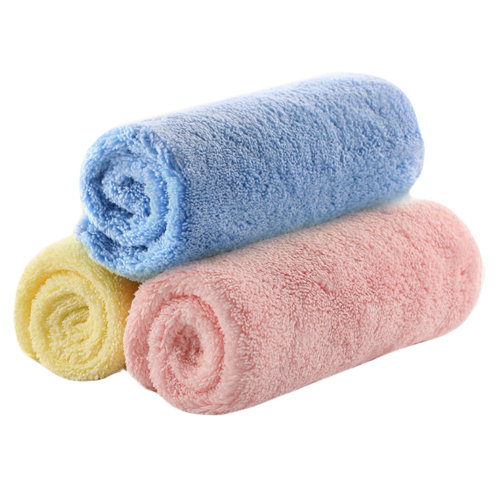 Child's Towels Kids Soft Cotton Towels 3 Packs for Baby Kids #2