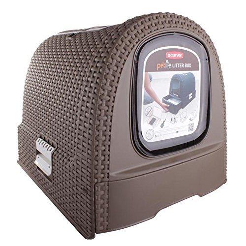 Curver Litter Box, 51 x 38.5 x 39.5 cm
