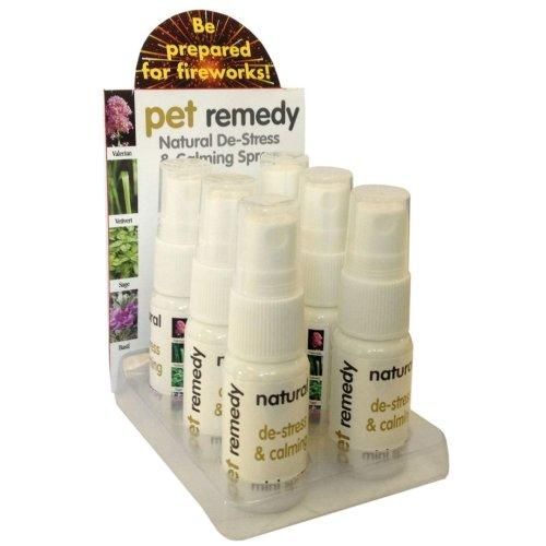 Pet Remedy Mini Calming Spray 15ml (Pack of 6)