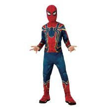 Kids Official Infinity War Iron Spider-Man Costume