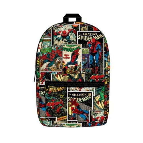 Marvel Spider-Man Sublimated Backpack