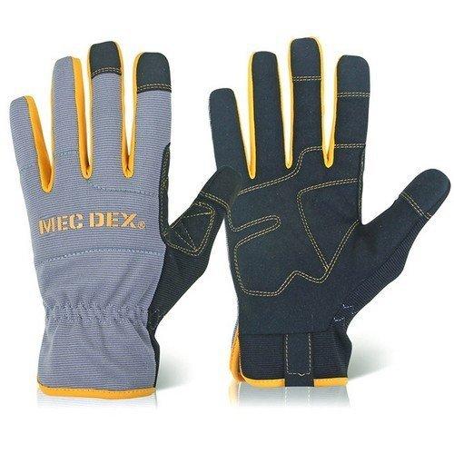 Mecdex MECDY-712L Work Passion Plus Mechanics Gloves Large