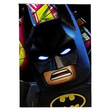 Lego Batman Light Up Journal -