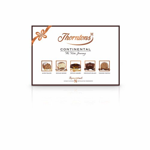 Thorntons Continental Chocolate Collection, 142g