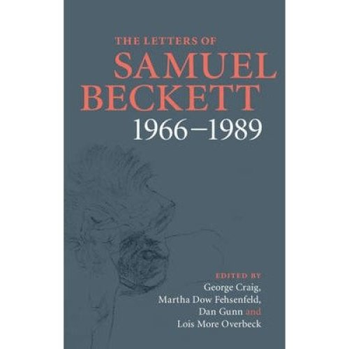 The Letters of Samuel Beckett: 1966-1989 Volume 4