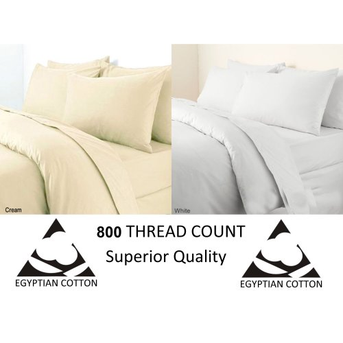 Egyptian Cotton 800 Tread Count Pillow Case