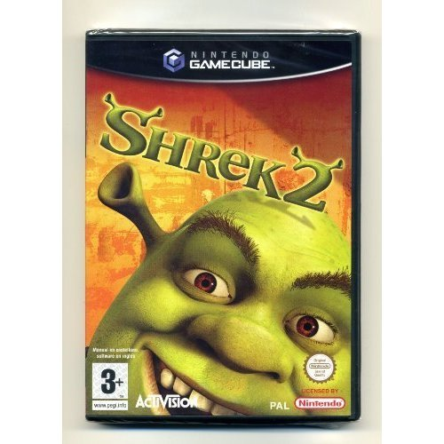 Shrek 2 (GameCube) (Spain Import)