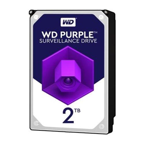 """Western Digital Purple WD20PURZ 2Tb 3.5"""" 5400Rpm 64Mb Cache Sata Iii Survei WD20PURZ"""
