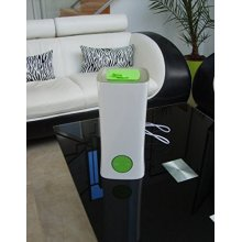 Ultrasonic Humidifier with Built In Ioniser Air Purifier. Modern Design.