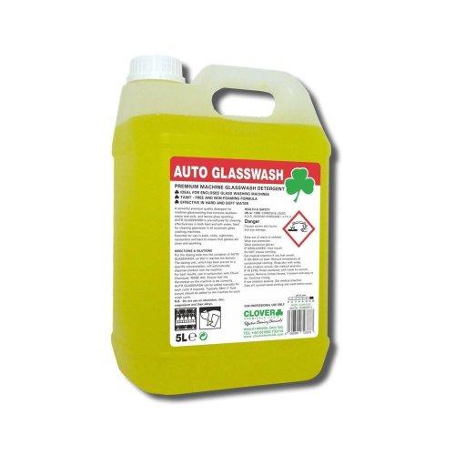 Clover Auto glasswash (5 ltr) Machine detergent for glass-washing