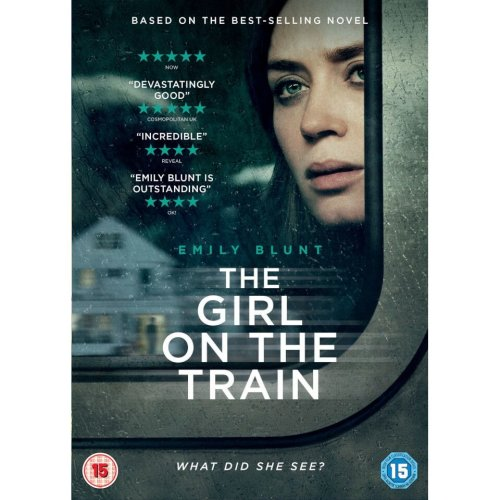 The Girl on the Train DVD | 2016