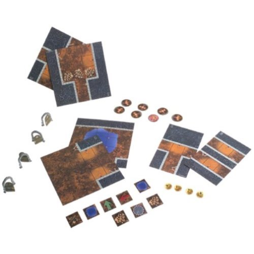 Mage Knight Dungeons Builders Kit