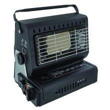 Compact Camping Gas Heater - Highlander Compact Gas Heater Camping Radiator Travel Caravan Warmer