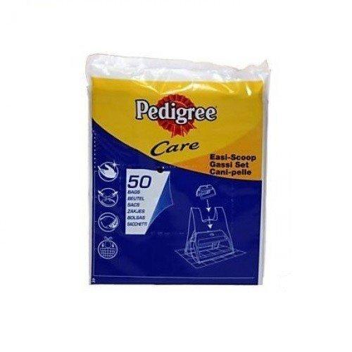 Pedigree Exelpet Easi-Scoop Refill Plastic Bags (14 X Pack Of 50)