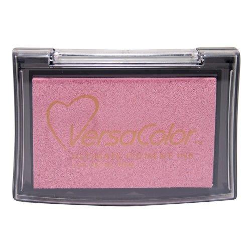 Tsukineko VC134 Versacolor Pigment Ink Pad - Petal Pink