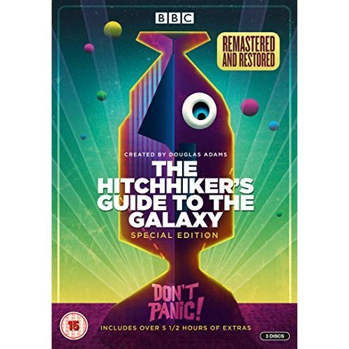 The Hitchhikers Guide To The Galaxy Special Edition [DVD] [2018] [DVD]