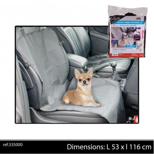 Front Car Seat Cover  53X116Cm