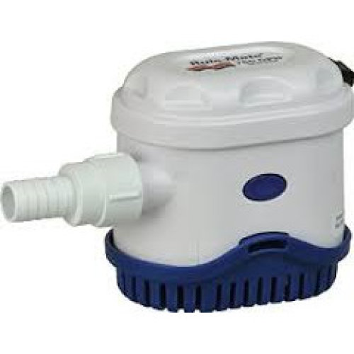 Rule-Mate Automated Bilge Pump 500gph