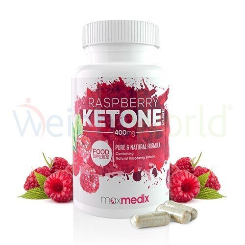 Raspberry Ketone Plus - Fat Burning Superfood Supplement for Natural Healthy Weight Loss | Raspberry Ketone with Green Coffee, Garcinia Cambogia...