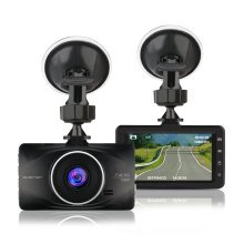 APEMAN In Car Dash Cam 1080P FHD Car Video Recorder 170°Wide Angle WDR Camera