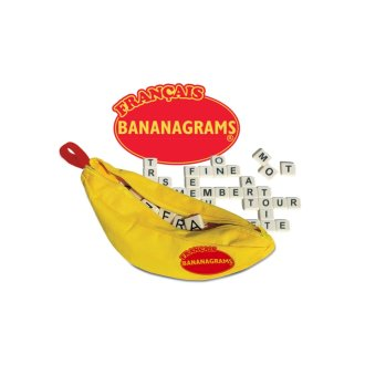 Bananagrams French Edition
