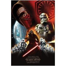 Star Wars Episode 7 First Order Maxi Poster