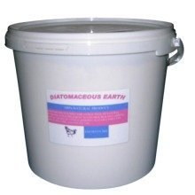 RED MITE DIATOMACEOUS EARTH 6 Kg BUCKET 100% NATURAL