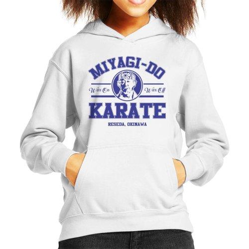 Miyagi Do Karate Kid Kid's Hooded Sweatshirt