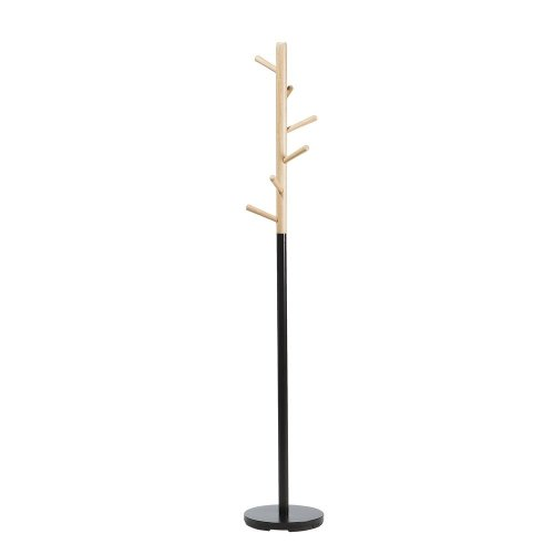 Coat Stand Brown and Black AUBUM