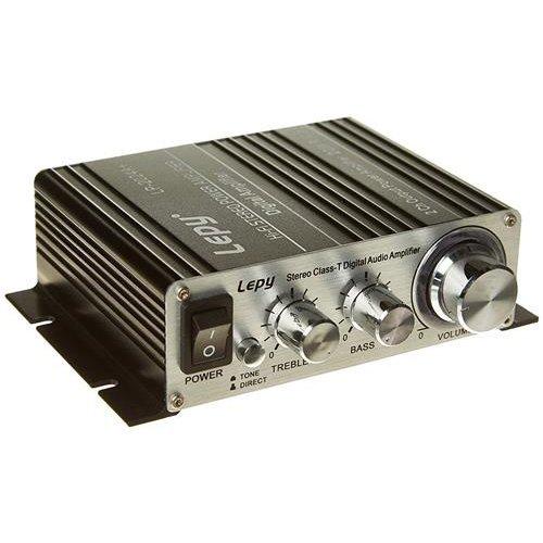 LEPY 2024A Plus Amplifier - Silver/Black