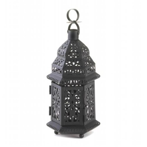 Zingz & Thingz 57071369 Moroccan Midnight Lantern