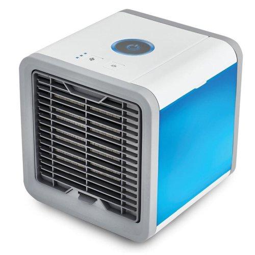 USB Portable Mini Air Cooler Fan Desktop Air Conditioner